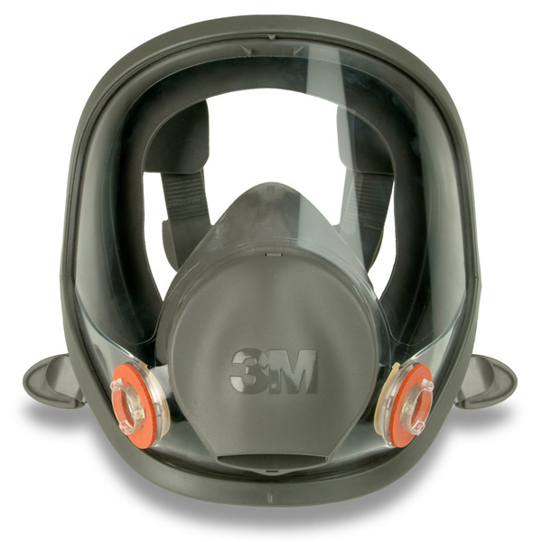 3M 6000 SERIES FULL FACE MASK - 3M6