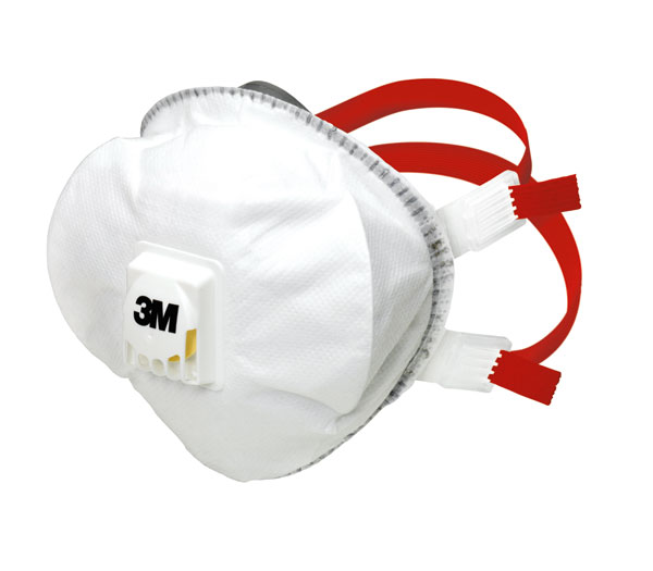 3M 8835+ MASK P3 VALVED RESPIRATOR - 8835PLUS