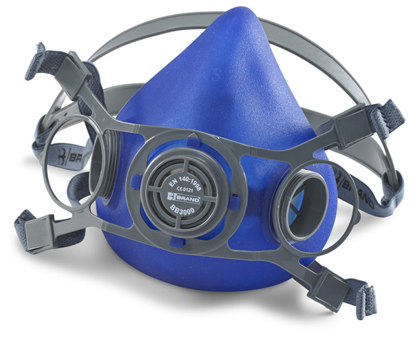 TWIN FILTER MASK - BB3000S