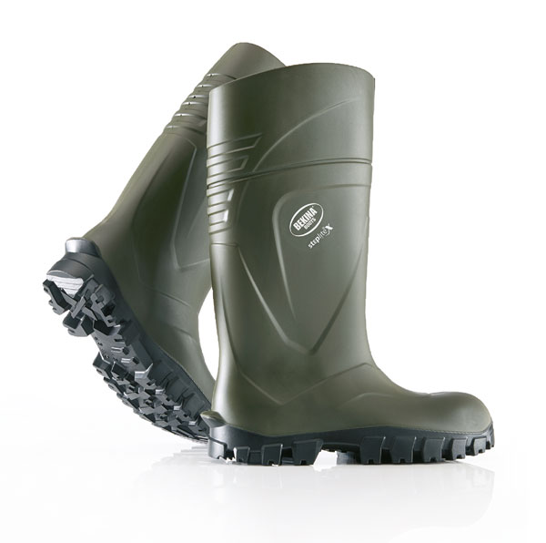 STEPLITE X FULL SAFETY S5 GREEN - BNX2400-9180