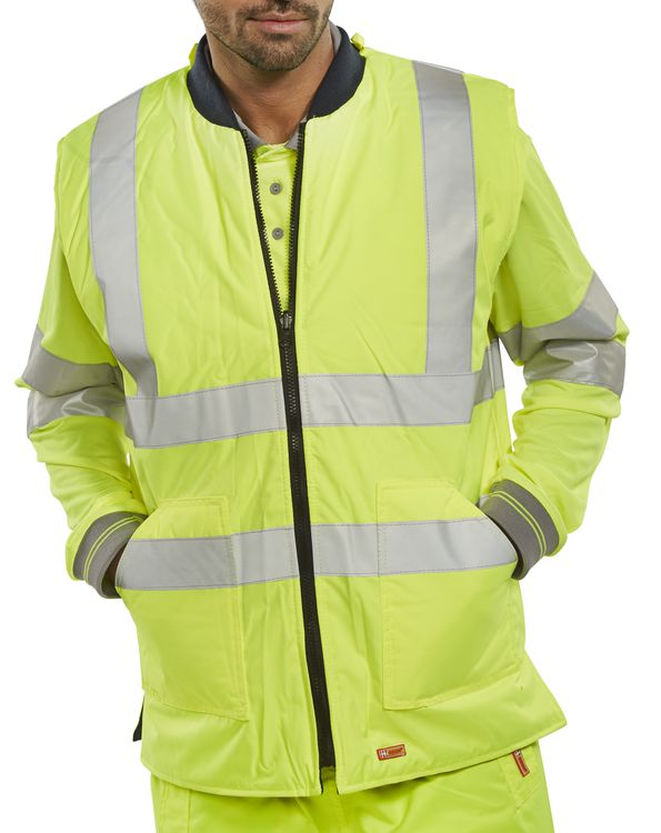 4 IN 1 BODYWARMER - BWENGSY