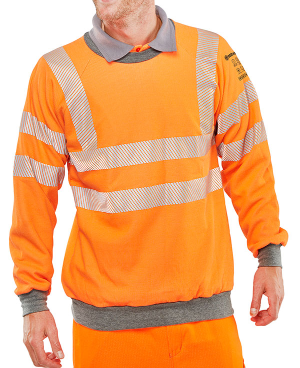 ARC FLASH GO/RT SWEATSHIRT - CARC56
