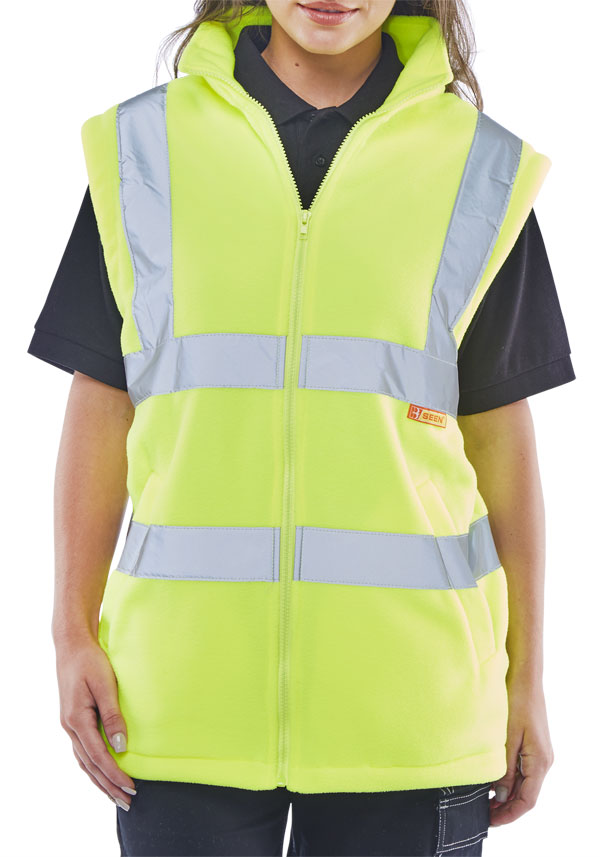 FLEECE GILET - CARFGSY