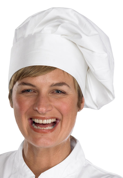 CHEF'S TALL HAT - CCCTHW