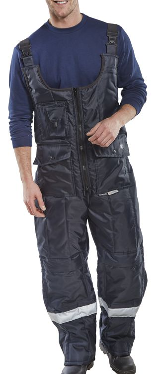 COLDSTAR FREEZER BIB TROUSERS - CCFBT