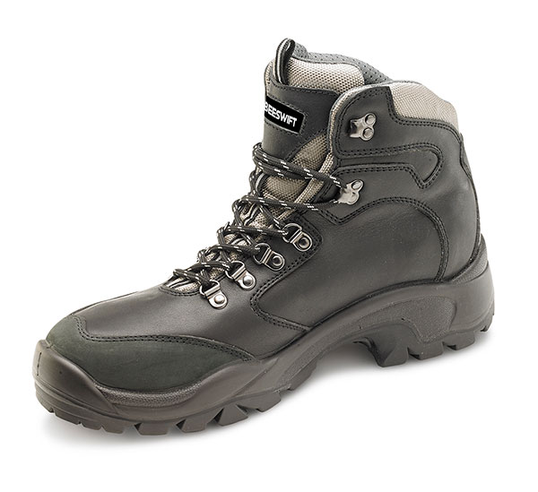 PU RUBBER S3 BOOT - CF62