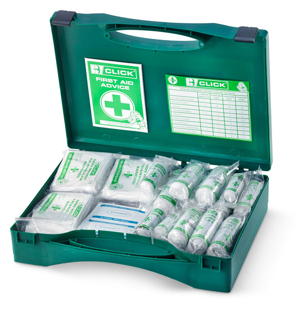 11-26 PERSON HSA IRISH FIRST AID KIT  - CM0023