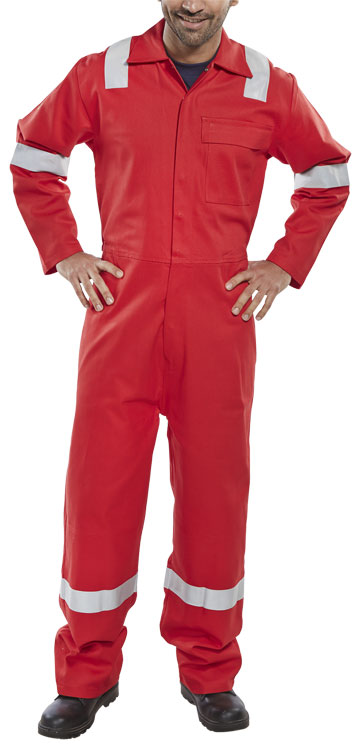 FIRE RETARDANT NORDIC DESIGN BOILERSUIT - CFRBSND