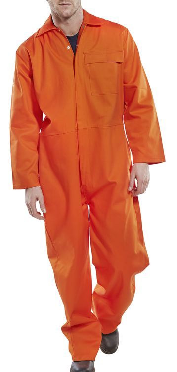 FIRE RETARDANT BOILERSUIT - CFRBS