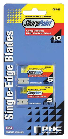SINGLE EDGE BLADES  - CHB-10