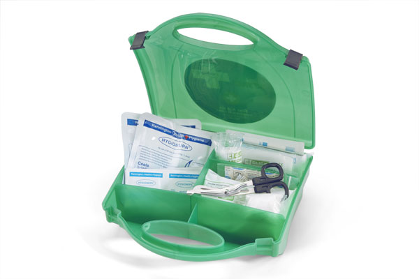 TRAVEL BS8599-2 FIRST AID KIT MEDIUM - CM0140