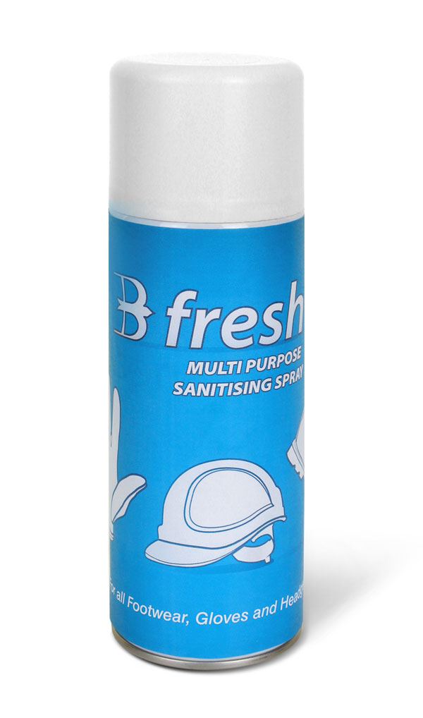 B-FRESH UNIVERSAL SANITISING SPRAY 400ML - CM0382