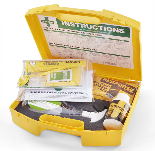 BIOHAZARD COMBINATION KIT - CM0640
