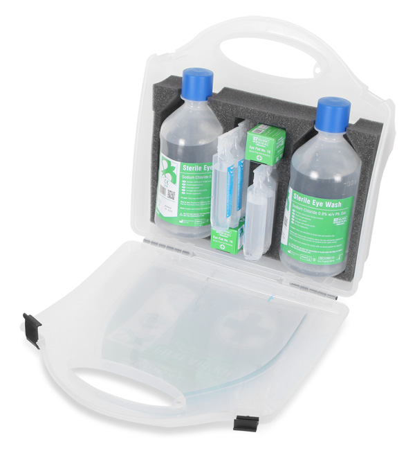 EYEWASH FIRST AID KIT - CM0721