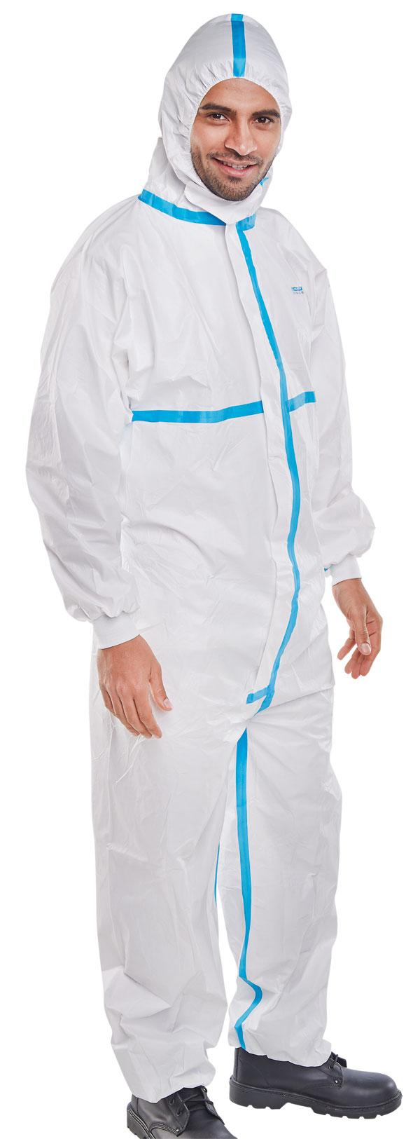 MICROPOROUS DISPOSABLE COVERALL - COC30