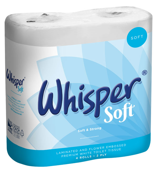 ESFINA LUXURY TOILET ROLL 2PLY - ESTR007