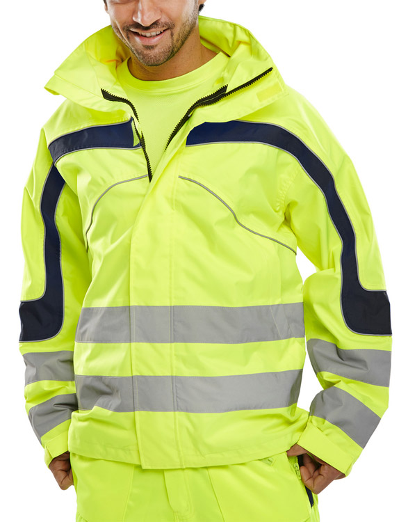 ETON BREATHABLE EN471 JACKET - ET45