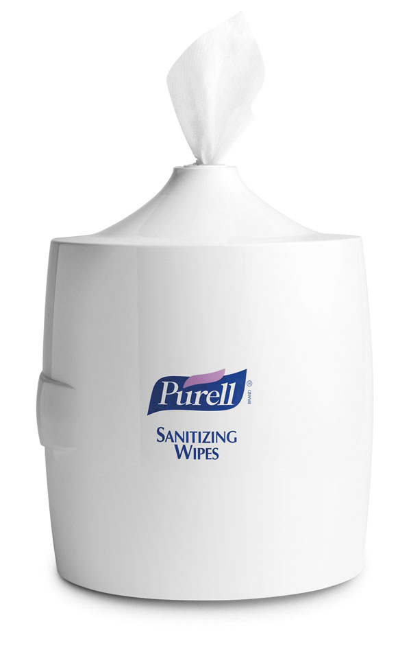 PURELL HAND SANITISING WIPES WALL DISPENSER - GJ9019-01