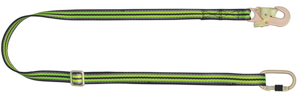 2MTR ADJUSTABLE WEBBING LANYARD - HSFA4090120