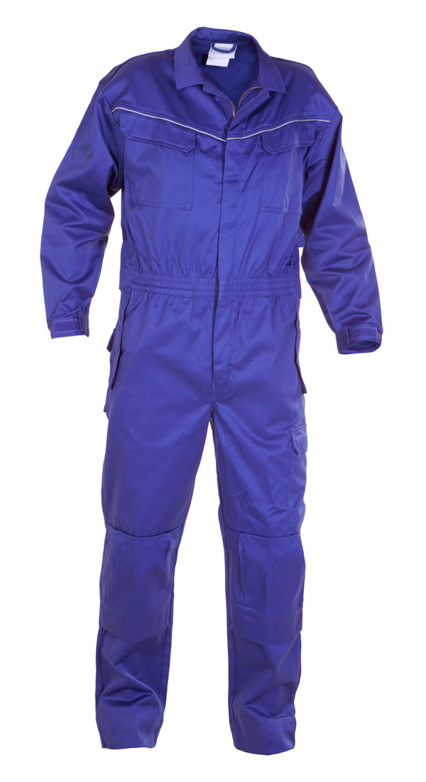 MAASTRICHT MULTI COTTON FLAME RETARDANT ANTI-STATIC COVERALL - HYD0434R