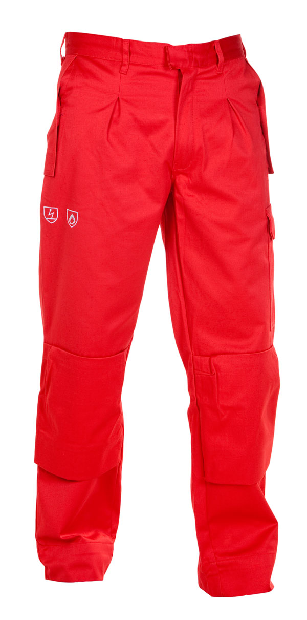 MEPPEL MULTI COTTON FR AS TROUSERS - HYD3458RE
