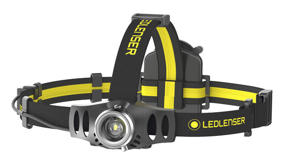 LEDLENSER IH6 HEAD LAMP  - LED5810