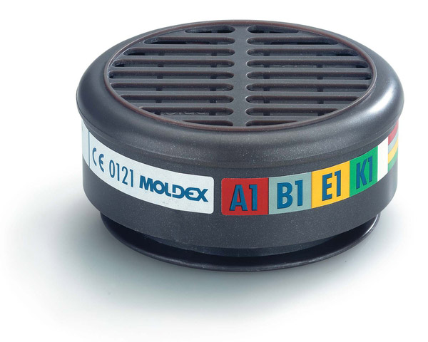 MOLDEX 8900 ABEK1 COMBINATION FILTER - M8900