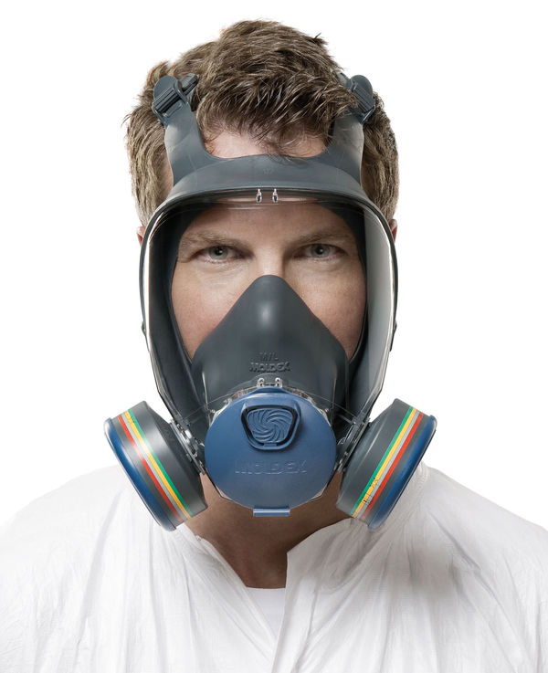MOLDEX 9000 FULL FACE MASK - M900