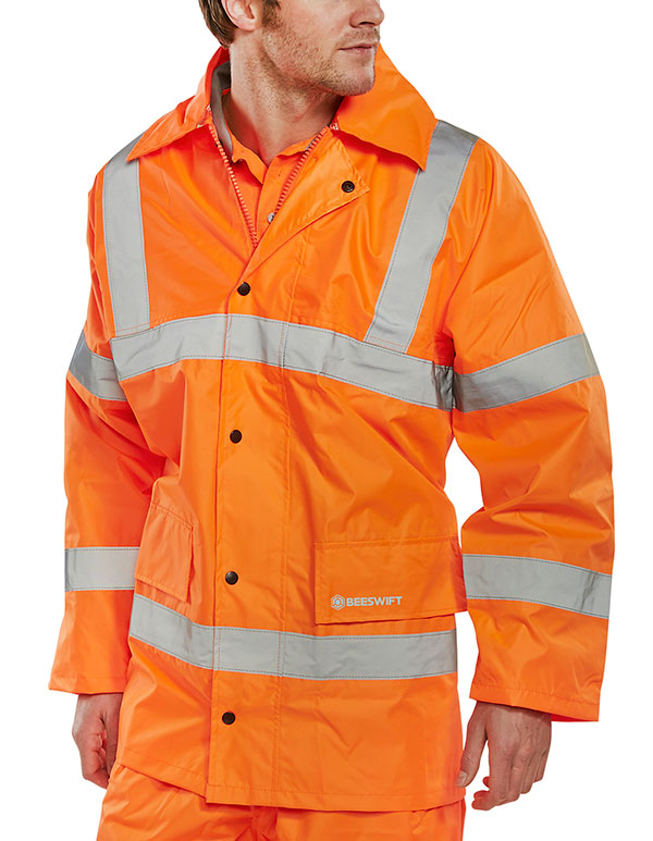 LIGHTWEIGHT EN471 JACKET - TJ8OR