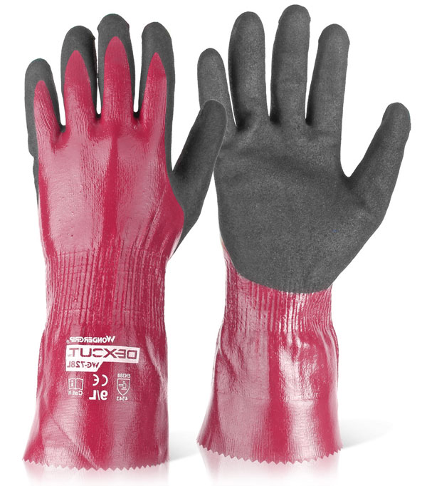WG-728L DEXCUT FULLY COATED GLOVE - WG728L